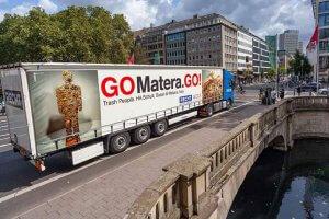 Go Matera. Go! Lkw-Planen OLS
